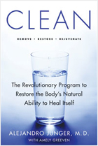 Clean book by Dr. Junger