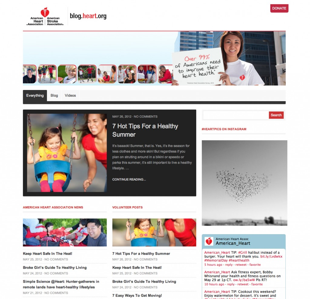 American Heart Association Blog