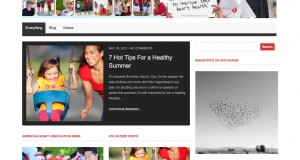 American Heart Association Launches New Blog