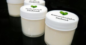 3 New Homemade Deodorant Scents Available!