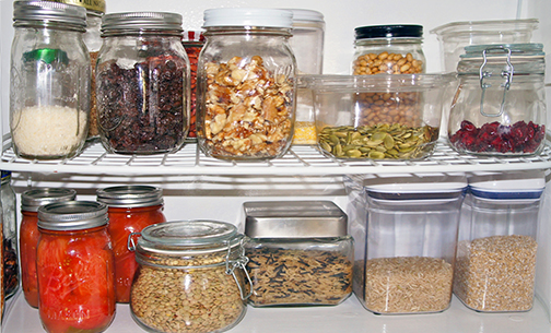 5 Pantry Must-Haves For Healthy Eating