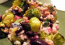 Fall Harvest Barley Salad