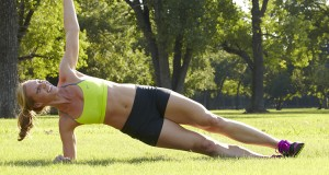 Featured Exercise—Side Plank