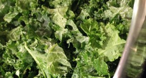 Quick & Easy Warm Kale Salad