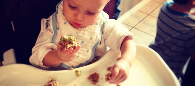 Allergen-Free Baby Smash Cake